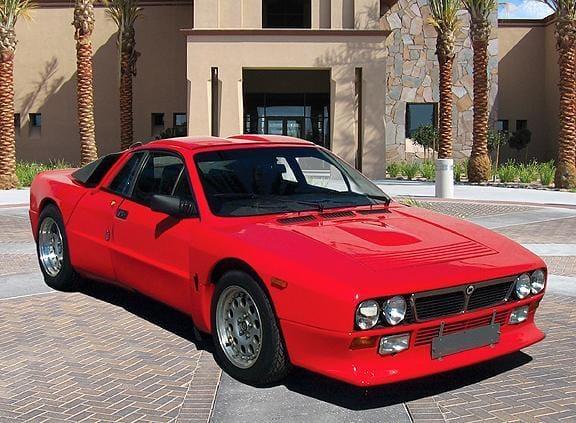 [SPADAMOTORS] La Lancia 037 (1982)