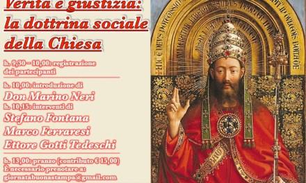 VII Giornata della buona stampa cattolica