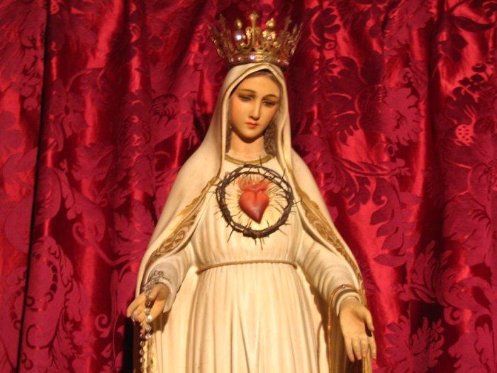 La Consacrazione dell'Italia al Cuore Immacolato di Maria.