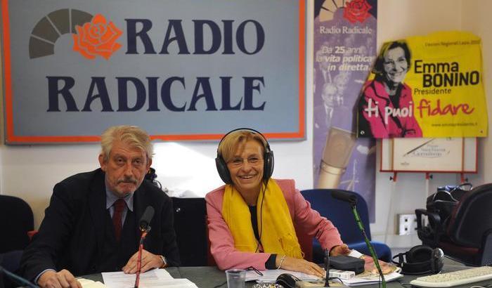 Delegazione di parlamentari (Lega, PD, FI, Fd'I, misto) oggi cercherà nuovamente di salvare Radio Radicale