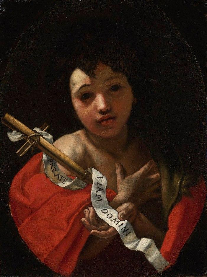 La Natività di san Giovanni Battista.