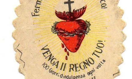 La festa del Sacro Cuore di Gesù contro il laicismo.