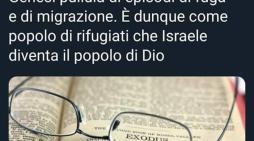 Una risposta alla Bibbia dei migranti di Civiltà Cattolica