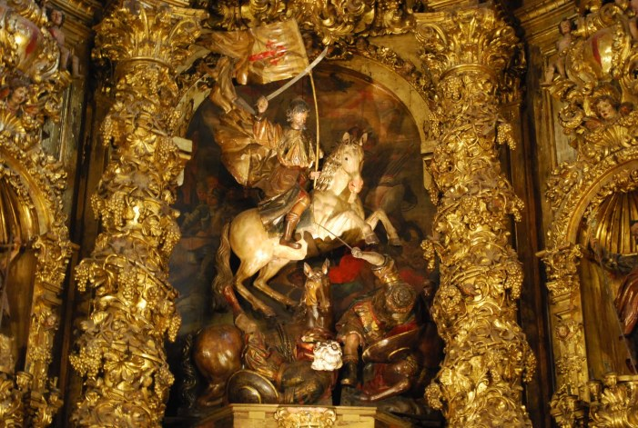 Santiago, l'Apostolo della Crociata