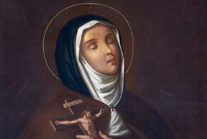 [DIFUNDE TU FE CATOLICA] SANTA VERÓNICA GIULIANI, estigmatizada por amor a Jesús Crucificado