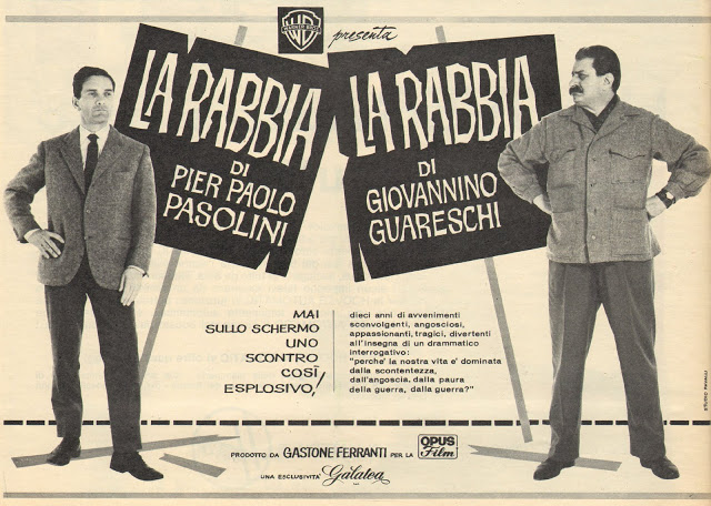 """""""La rabbia"""". Il film critico e profetico di Giovannino Guareschi"""