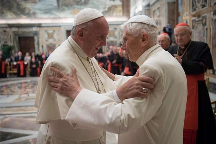 Il video in cui Benedetto XVI fuga ogni dubbio sulla sua rinuncia definitiva