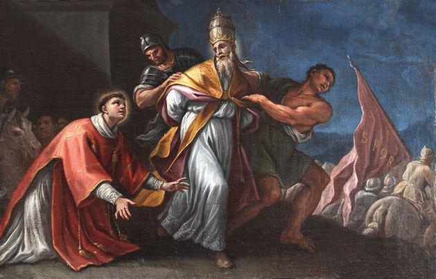I santi Sisto II e compagni martiri