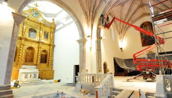 L'adeguamento/devastamento liturgico della Cattedrale d'Iglesias