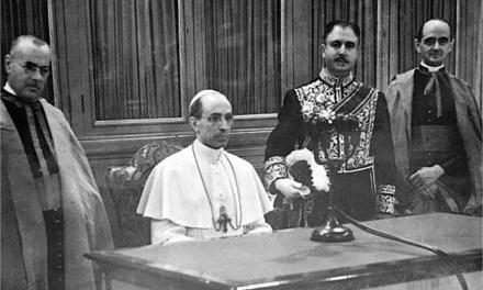 Pio XII e la Consacrazione della Chiesa e del genere umano al Cuore Immacolato di Maria