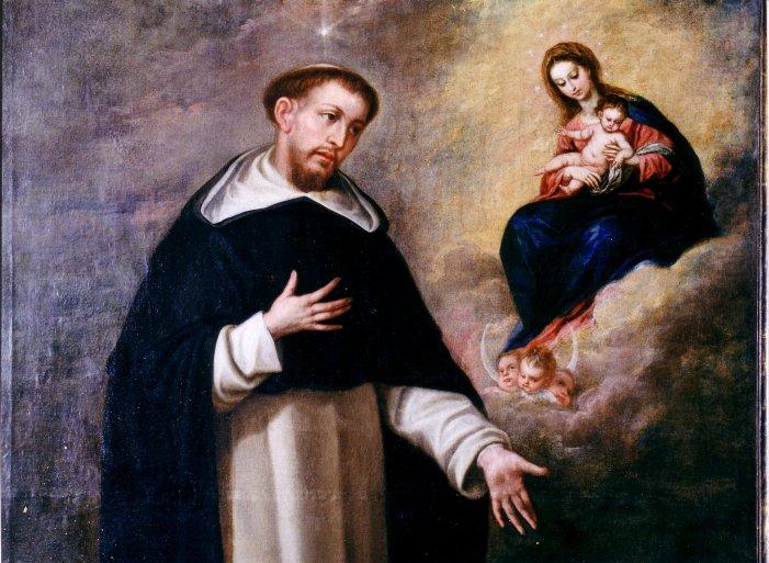 [DIFUNDE TU FE CATOLICA] SANTO DOMINGO DE GUZMÁN, Fundador de los Padres Dominicos, Promotor del Santo Rosario