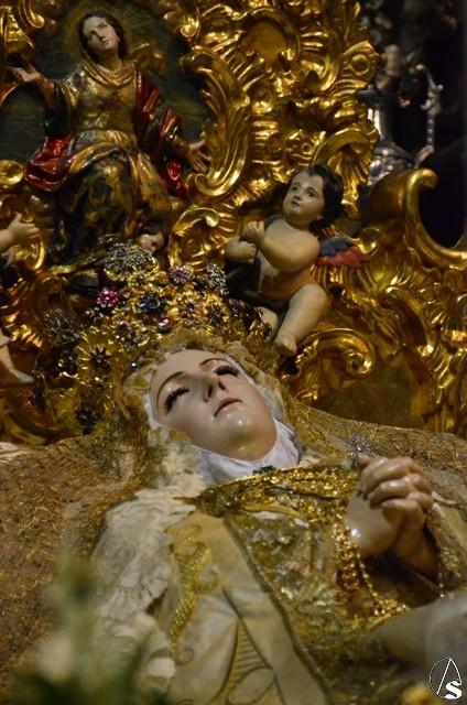 Sant'Alfonso Maria de Liguori. Discorso sulla preziosa Morte di Maria (1)