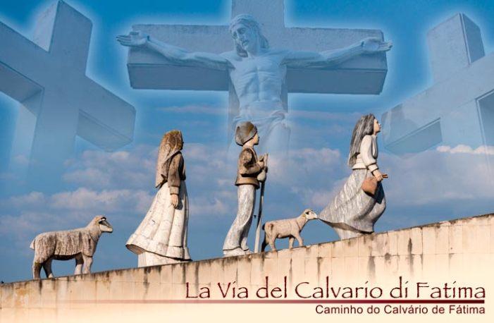 Fatima. Profanata la Via Crucis di Valinhos