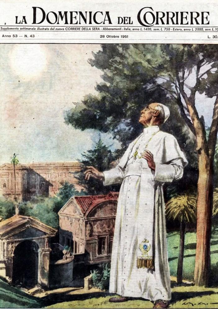 Pio XII e il miracolo del sole
