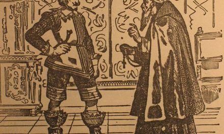 """[ANTOLOGIA POETICA] """"Fra' Cristoforo bastonato"""". L'importanza dell'abito ecclesiastico"""