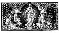 Il XXXIII del Paradiso: il poema dantesco della Mediazione Mariana