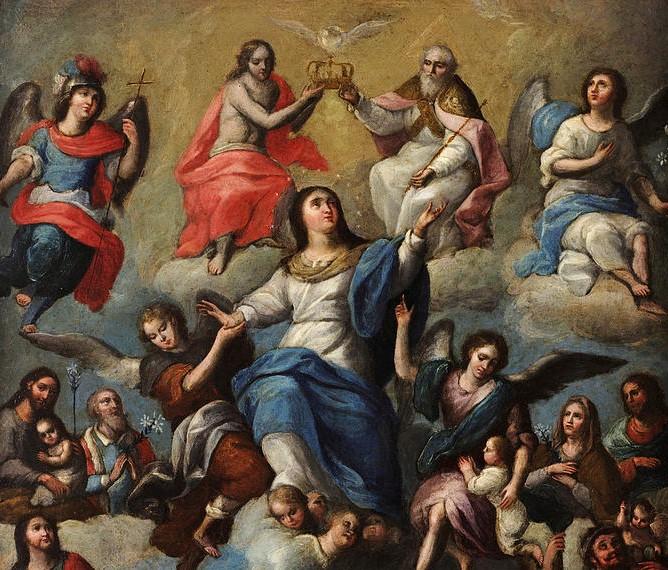 Sant'Alfonso Maria de Liguori. Discorso sull'Assunzione di Maria (2)
