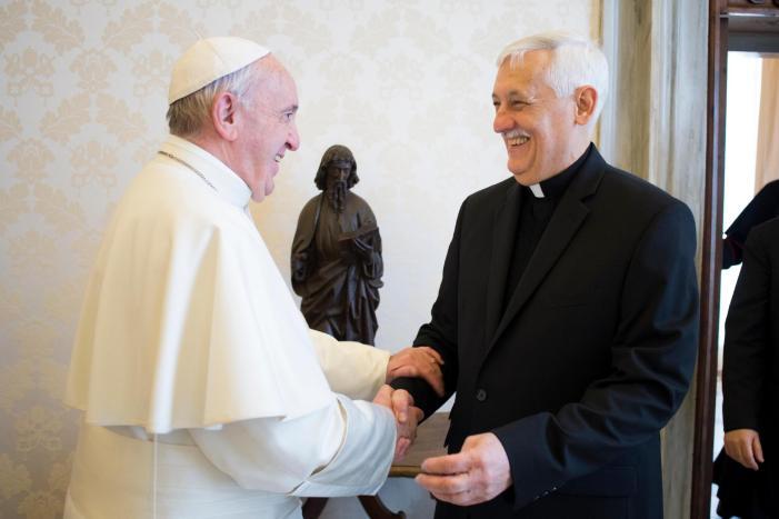 """""""Francesco è figlio del Vaticano II"""". Parola del Generale dei Gesuiti"""