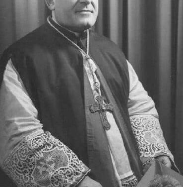 [GLORIE DELL'EPISCOPATO] Mons. Giuseppe Melas (1901–1970)
