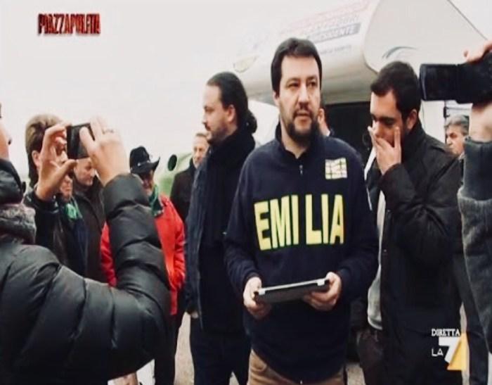 Salvini vuole perdere in Emilia-Romagna?