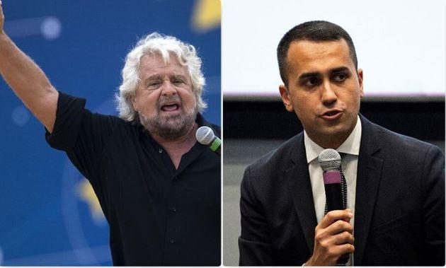 """Grillo ridicolizza i 20 punti di Di Maio (""""punti della Standa""""), Gomez tifa per l'accordo e Dibba muto"""
