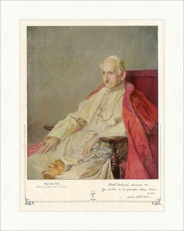 """La """"Apostolicae Curae"""" di Leone XIII sull'invalidità degli ordini anglicani"""