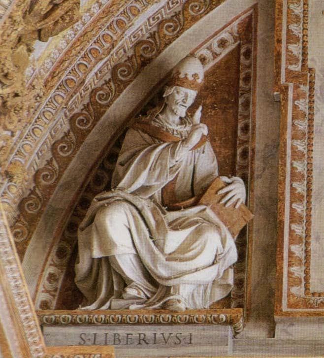 Il culto di San Liberio Papa