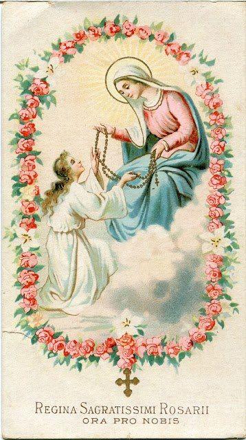 Le Indulgenze del Santissimo Rosario