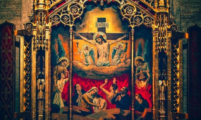 Il Purgatorio, l'estremo dell'amore di Dio