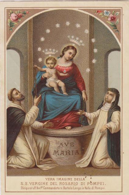 Supplica alla Regina del Rosario di Pompei