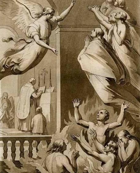 Il dogma del Purgatorio – Pene del Purgatorio: loro durata (1)