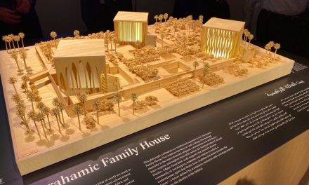 """Presentata a Bergoglio la casa interreligiosa """"Abrahamic Family house""""."""