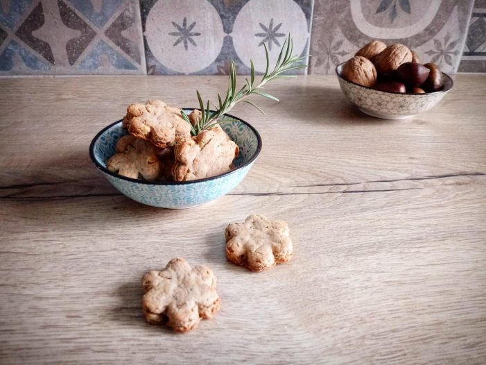 [SPADAKITCHEN] Arrivano i biscotti salati per l'autunno!