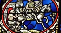 San Martino, angelico distruttore di templi pagani