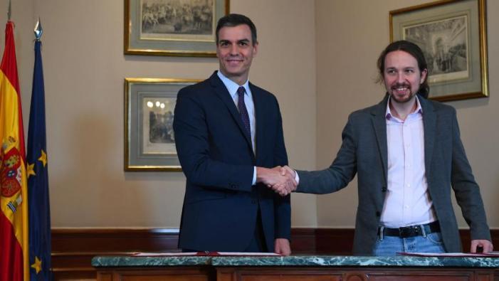 Nonostante tutto, la Spagna verso un governo di socialisti e sinistra (radicale)