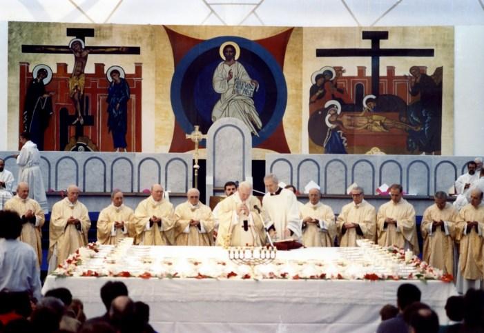 È peccato non andare al Novus Ordo Missae?