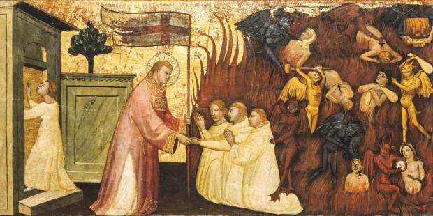 [DIFUNDE TU FE CATOLICA] Ejercicio Piadoso de Noviembre en favor de las Benditas Ánimas del Purgatorio. Día 10: LOS TRISTES LAMENTOS DE LAS ALMAS DEL PURGATORIO