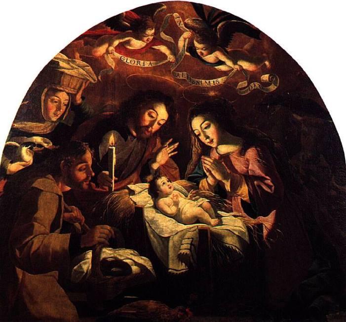 [MEDITAZIONI ALFONSIANE]  Della solitudine di Gesù nella stalla.