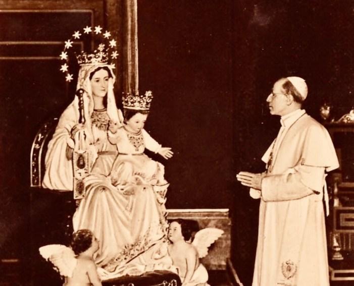 Dopo le dichiarazioni di Bergoglio, Radio Spada si consacra a Maria Corredentrice
