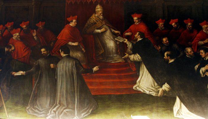 Le glorie dell'Ordine di San Domenico