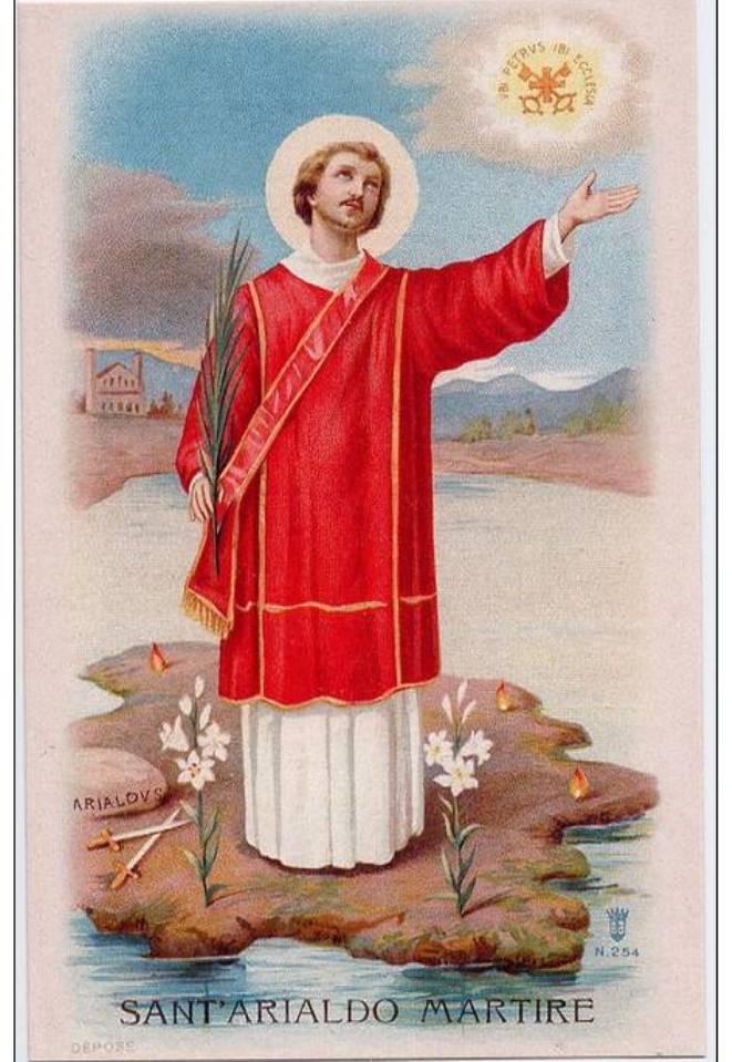 Riformatori seri: Sant'Arialdo di Milano