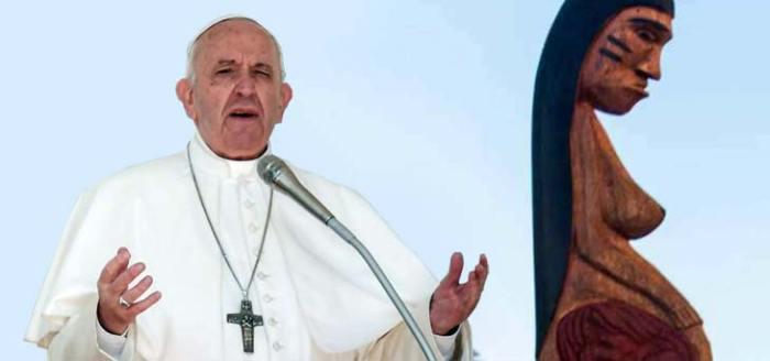 """In arrivo Esortazione (post-Sinodo amazzonico) su """"Nuovi Cammini per la Chiesa e per una Ecologia Integrale"""""""