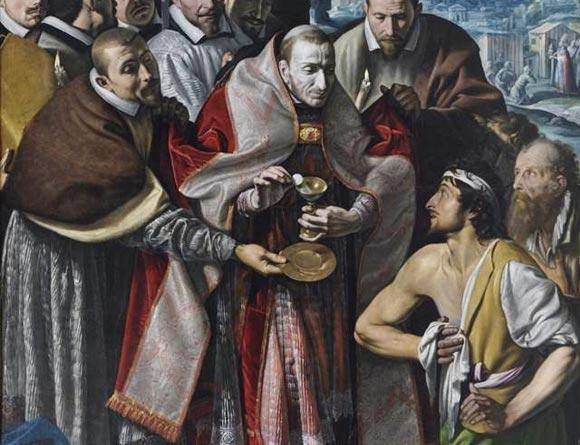 San Carlo Borromeo e l'ininterrotta amministrazione dei Sacramenti tra gli appestati