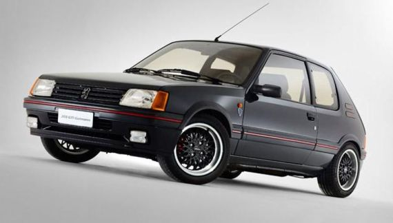 [SPADAMOTORS] Peugeot 205 GTi 16V Gutmann (1990)