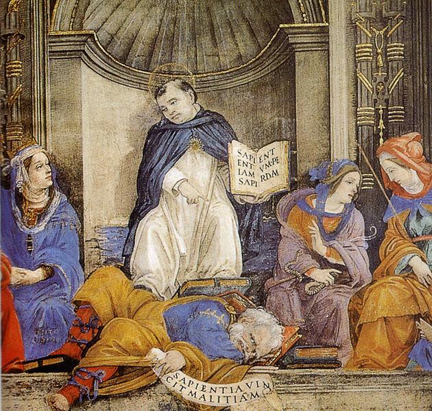 """""""Æterni Patris"""". La fondamentale enciclica di Leone XIII su San Tommaso"""