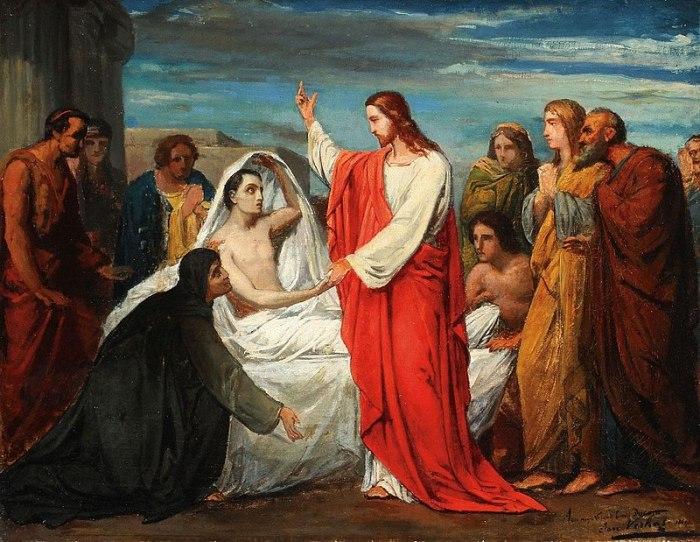 [QUARESIMALE] S. Ambrogio e la resurrezione del figlio della vedova di Naim