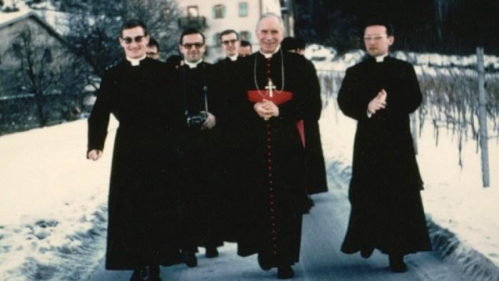 Mons. Lefebvre e l'udienza da Papa Paolo VI del 1976