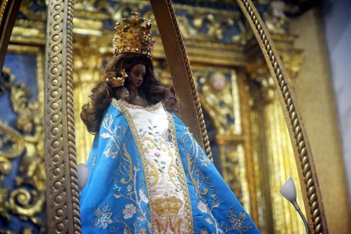Sassari. Rinnovato il Voto alla Madonna delle Grazie fatto nel 1943.