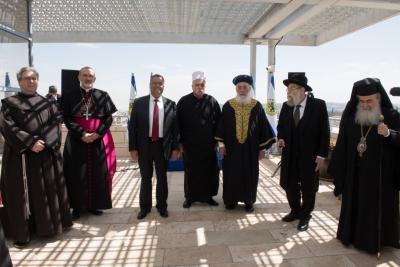 Gerusalemme : raduno interreligioso contro il coronavirus