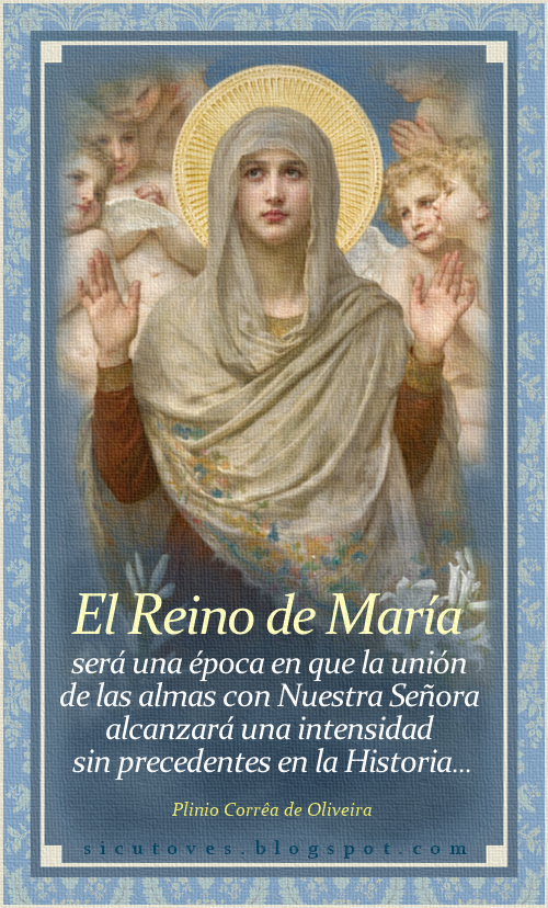 [DIFUNDE TU FE CATOLICA] SAN LUIS GRIGNIÓN DE MONTFORT, el Reino de María y los Apóstoles de los Últimos Tiempos